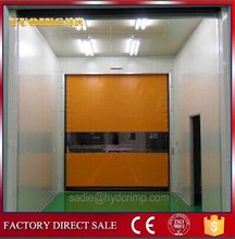 YQR-01 plastic roller shutter, high tech door locks