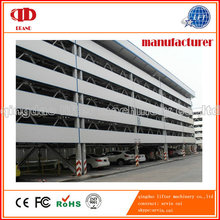 puzzle parking;steel structure for car parking