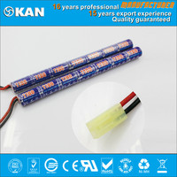 KAN rechargeable battery packs 2/3 A 1100mAh for drone, mini scooter, eletric bike