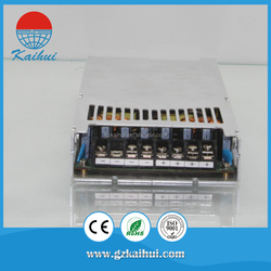 91% High Efficiency Led Power Supply/Led Display Power Supply/5V 80A Power Suplly Eltra-thin 30mm Height