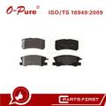 Pastillas De Freno D868 Baratos Carro Partes De China Manufacturero Para Mitsubishi Montero