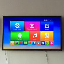 Uhd 4k*2k amlogic s802 núcleo cuádruple de tv caja android 4.4 su opción superior para stb!
