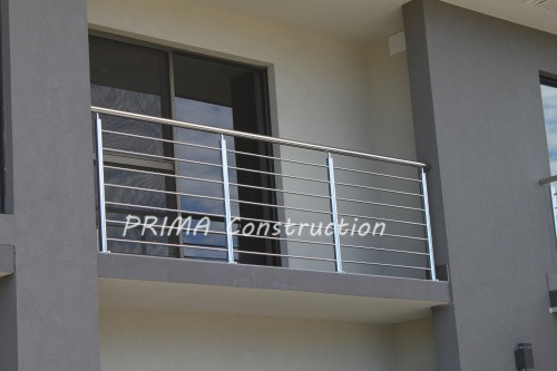 Terrace Railing Designs For Residential And Commercial