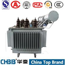 High efficiency mva power transformer