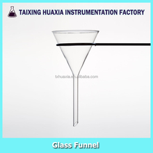 Standard Glass Funnel, 60 approx., Short Stem