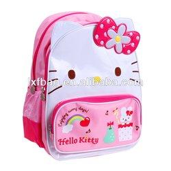 Hello Kitty bag school library child school bag