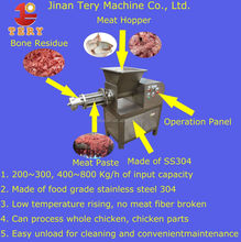 Commercial Use Machine for Meat Paste/Meat Balls Making Machine/Milling Machine