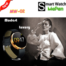 muti-function smart watch mobile phone integration with health care rate monitor