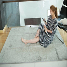 textiles polyester shaggy carpet rugs decoration home