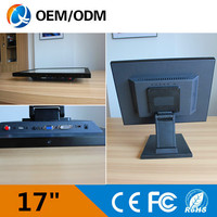 17 inch Industrial Monitor,best selling low price desktop lcd monitor