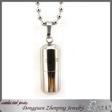 Simple And Practical Pendant Perfume Bottle Necklaces Creative Design Independent Invention