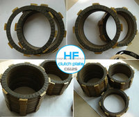 HF Brand china best quality Motorcycle clutch disc