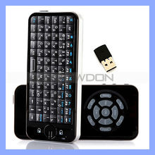Portable Multimedia Wireless Keyboard with Mouse Touchpad Controller for Android TV BOX PC