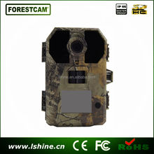 5MP Color CMOS Waterproof Infrared Digital Trail Camera