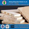 furniture grade blockboard veneer China ash blockboard