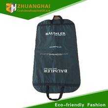 Nonwoven Clothes Garment Coat Dust Cover Hanging Suit Storage Bag