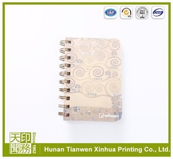 Hot Coil 3d printing notebook cover