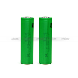 Selling US vtc4 green battery 18650 2100mah 30A vtc4 battery rechargable