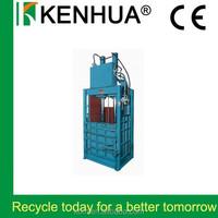 High efficiency hydraulic cotton bale press machine packer machine with best durability