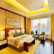 hotel motel furniture, wooden king size bed