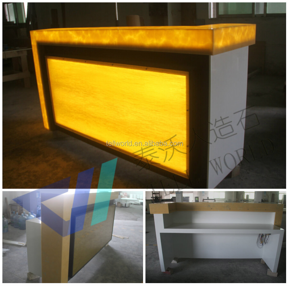 Moderno, 5 colori led mobili/portatile banco bar/mobili bar per ...