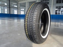 Chinese white side wall car tires P215/75R15 lanvigator Primetour WSW cheap car tyres