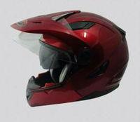 Multifunctional motorcycle helmet