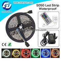 RGBW/RGBWW/ SMD RGB 5050 led strip waterproof dimmable led light