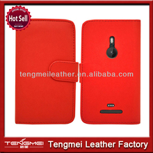 Factory wholesale and competitive price flip leather case for nokia lumia 925 flip cover