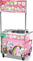 sugar candy floss machine with cabinet (YB-660)