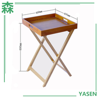 High Quality Custome Made Furniture Designed Folding Table For Balcony Letter For Furniture Request