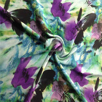 Fashion flower printed paper / sublimation paper roll for textile and garments