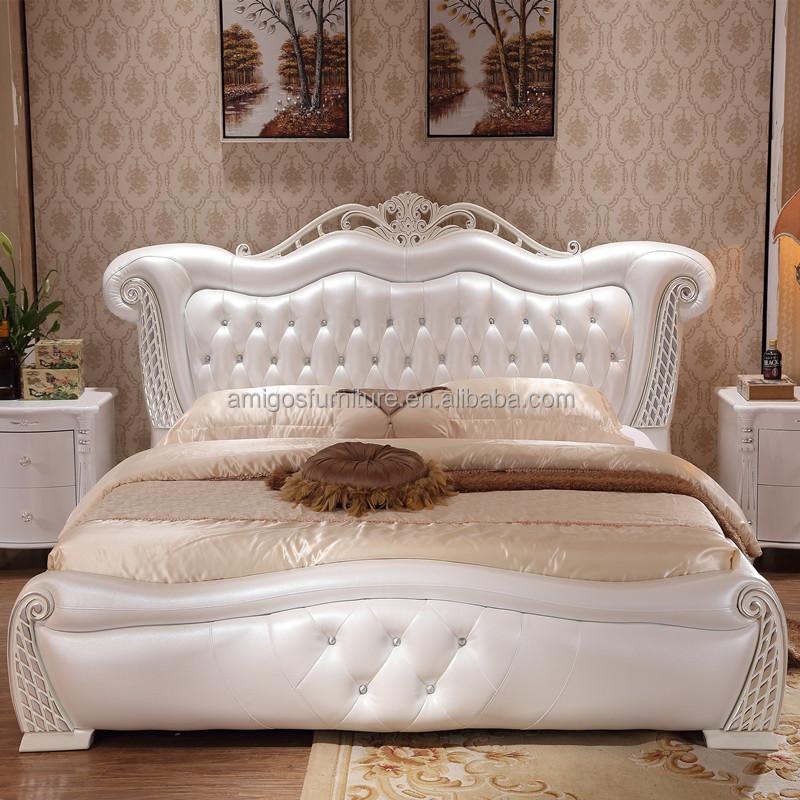 Rococo bedroom furniture sets
