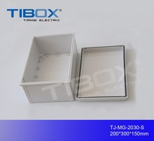 abs/pc material plastic box enclosure electronic remote control