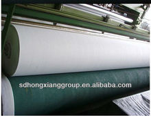 Road construction polyester geotextile / Spuntex Spunbond Polyseter Nonwoven Geotextile