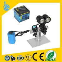 Full Inspection Headlamp Holder Handlebar mount Led Light Bicycle