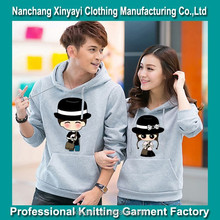 Fashion couple pullover sweater/couple knit sweater hot new products for 2015