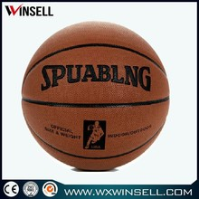 New arrival durable mini pu basketball customized in bulk