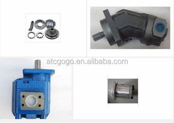 hydraulic piston pump hydraulic parts hydraulic motors