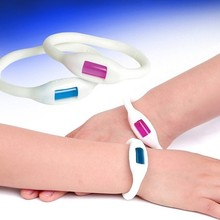 Popular hot items silicone mosquito repellent bracelet