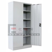 Cheap Upright Cosmetic Gym Storage Cabinet for Changing Room