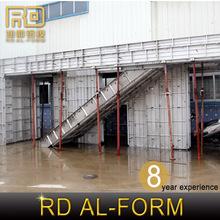 RD aluminium swimming pool aluminium welded gate and panels