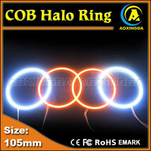cob halo light 3~5 times brighter than smd ring and CCFL