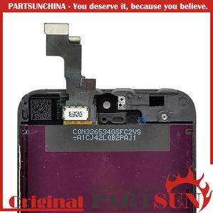 lcd del teléfono móvil de toda la venta para el iphone 5s placa base en la acción