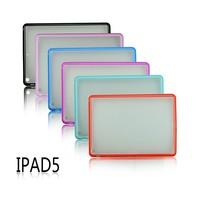 dull polish mobile phone case,pc tpu case for ipad5,phone accessories for ipad5