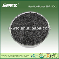 worldful natural Bamboo Bio Organic Fertilizer