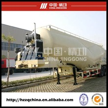 New China Widely Used Bulk Cement Semi Trailer