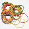 Elastic natural rubber band color rubber bands