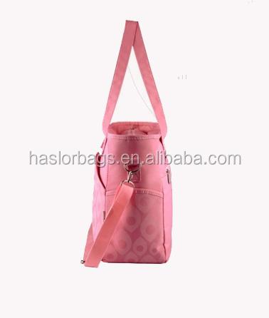2015 promotion multifunctional large capacity mom bag