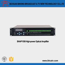 DFB laser MTTF>150000 hours BHAP1550nm High-power Optical Amplifier